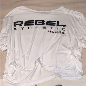 Rebel crop top